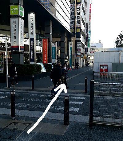 ミュゼ 川崎店 アクセス 行き方
