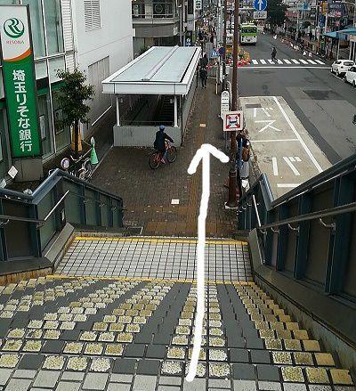 東京中央美容外科 TCB 川口院 アクセス 行き方