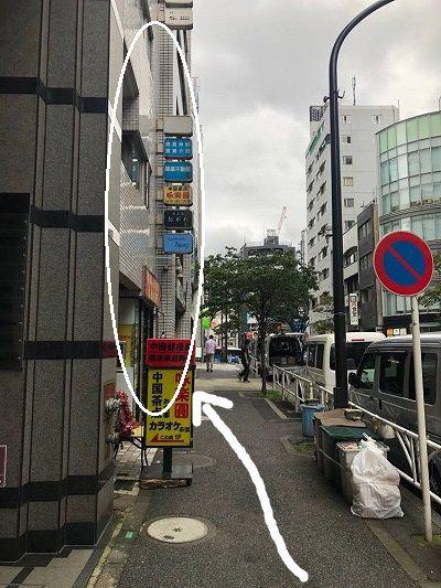 東京ノーストクリニック 渋谷医院 アクセス 行き方