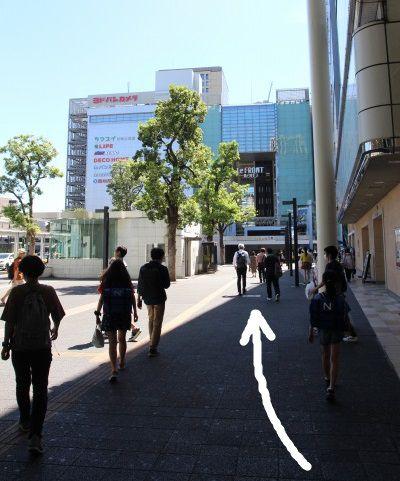 ダンディハウス 川崎 アクセス 行き方