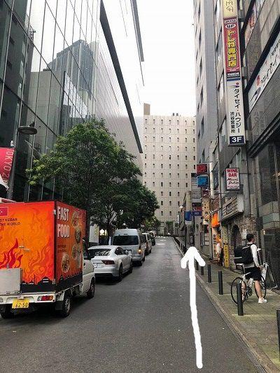 エルセーヌ 渋谷 アクセス 行き方