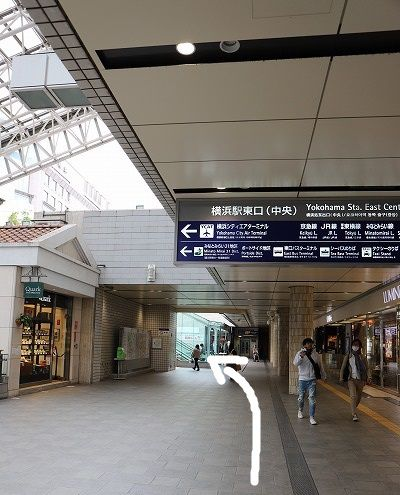 バイオテック 横浜東口 アクセス 行き方