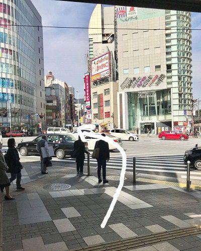 ローランドビューティーラウンジ 新宿西口 アクセス 行き方