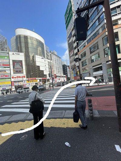 レイビス 渋谷 アクセス 行き方