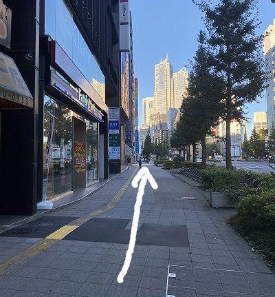 クレアクリニック 新宿 アクセス 行き方